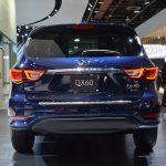 أسعار السيارة إنفينيتي  QX60  موديل 2017 الجديدة