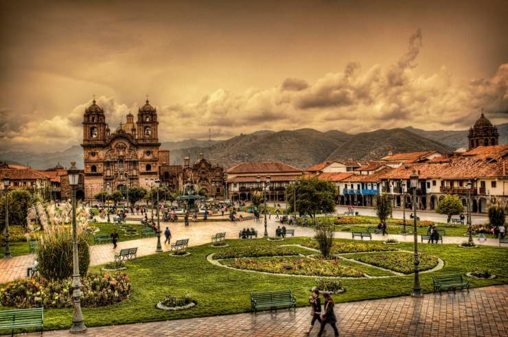 المعالم السياحية والحضارية في بيرو