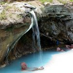 Soak in a natural thermal pool - 378686