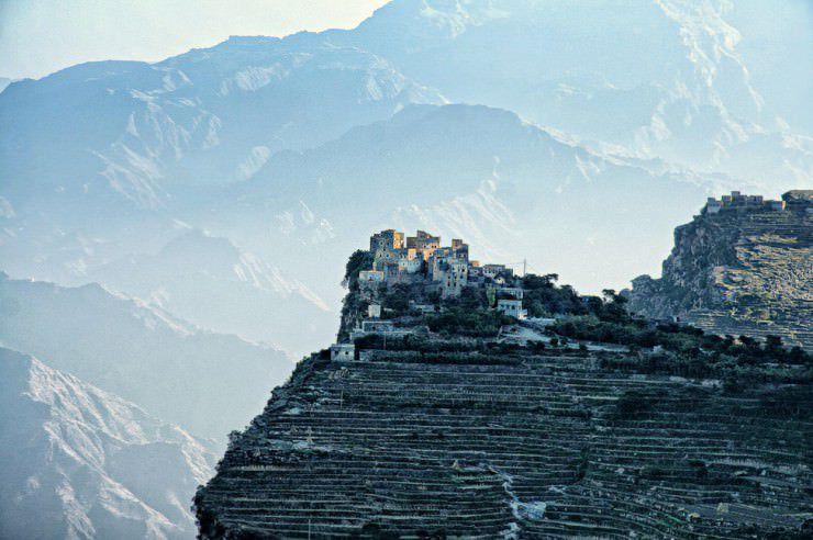 اليمن هي واحدة من أقدم الحضارات في المنطقة