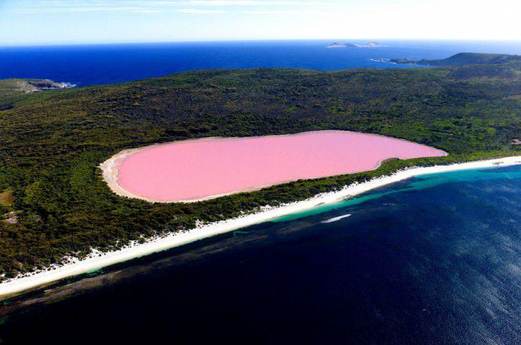 أستراليا مميزة بالعجائب الطبيعية
