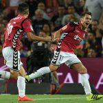 برشلونة بطل المفاجاة الأولى بالدوري الأسباني