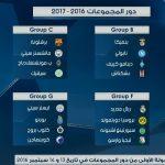 نتائج الاسبوع الاول من بطولة دوري ابطال اوروبا 2016-2017