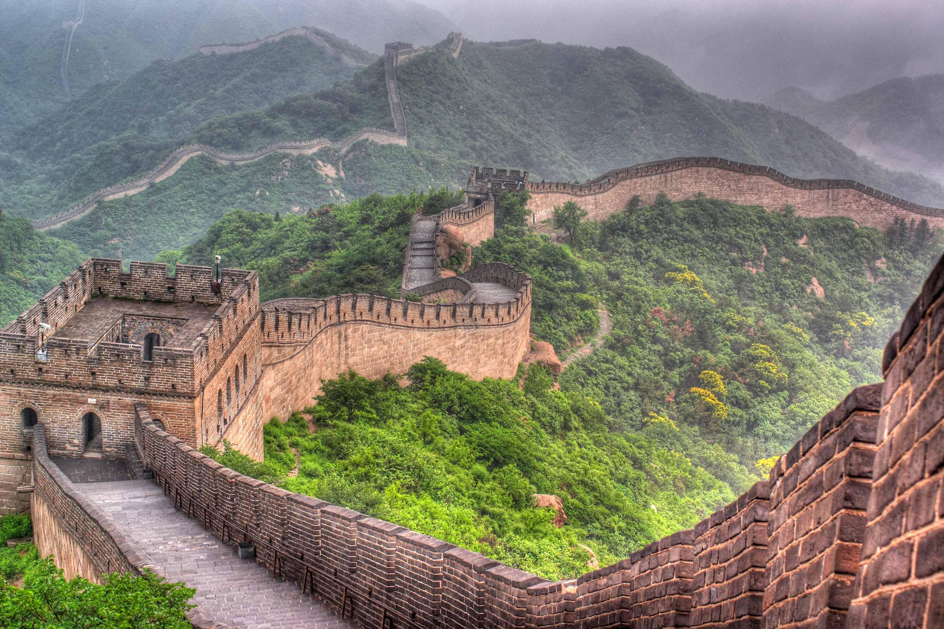 متى تم بناء سور الصين Great-wall-of-china