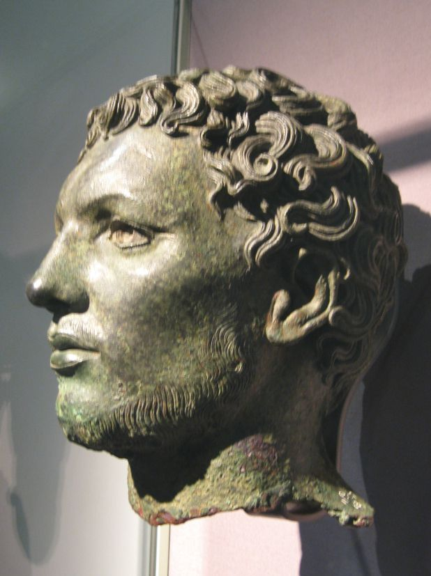 Greek Antiquities in the British Museum in London