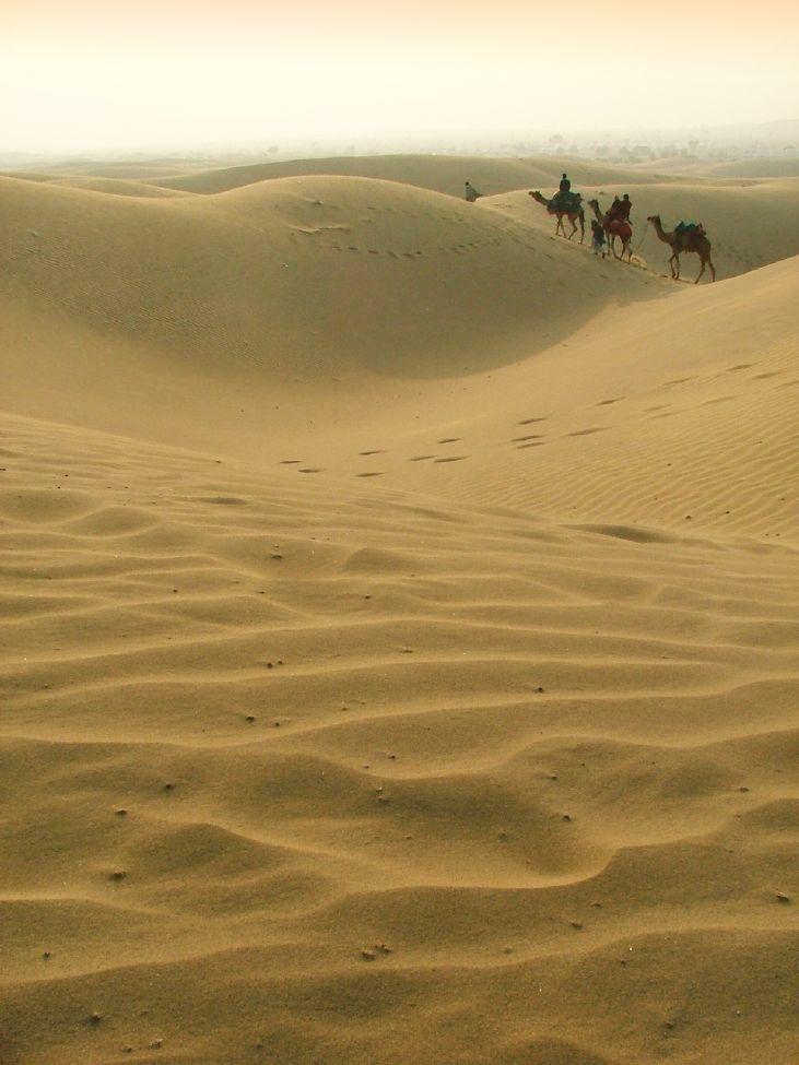 السياحة الهند India-borders-on-Pak