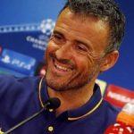 """افضل مدرب في العالم الاسباني """" لويس إنريكي """""""