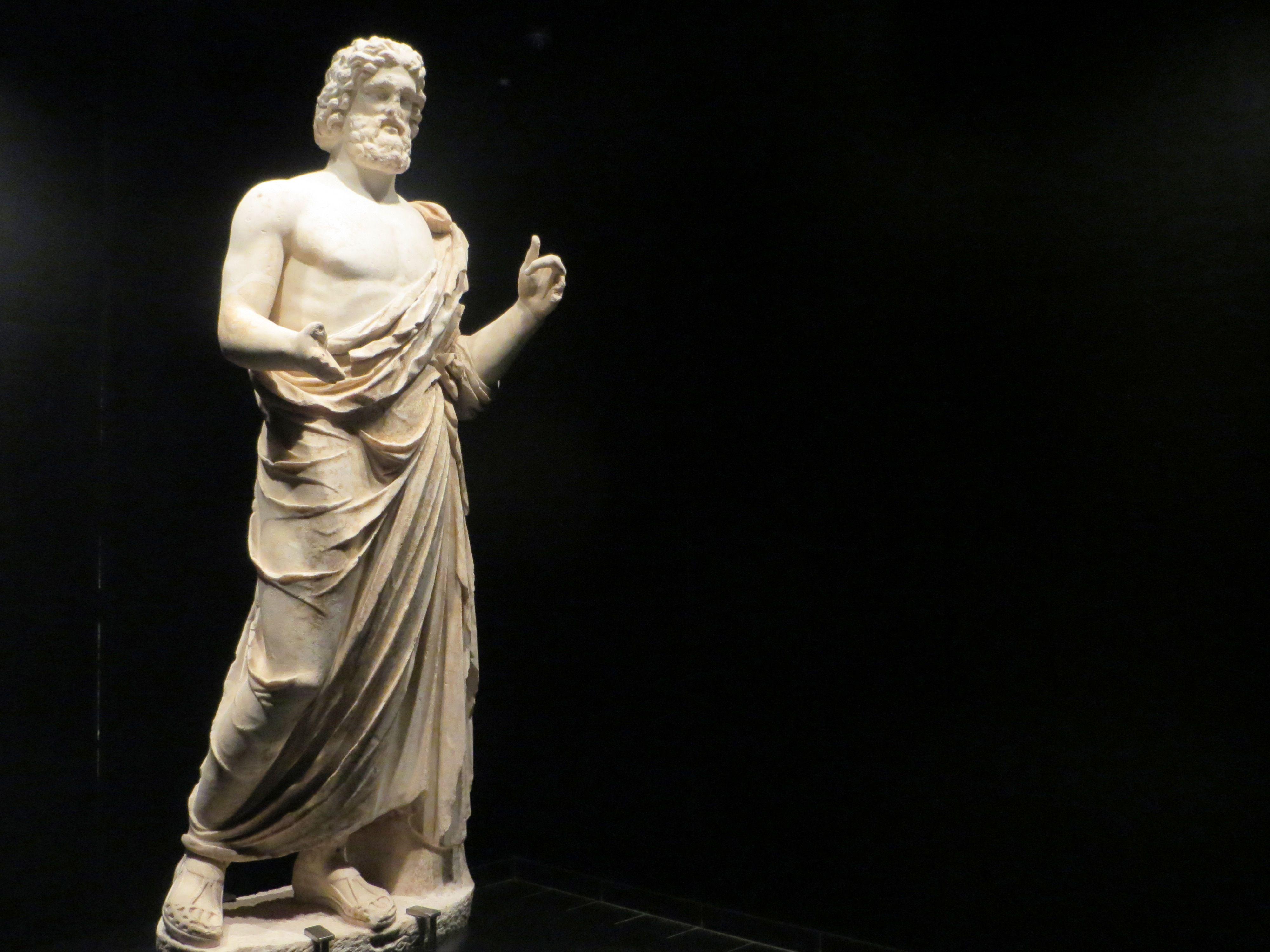 Photo of Empúries Greek Statue
