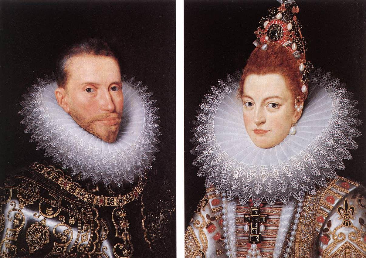 الملك فرديناند والملكة إيزابيلا