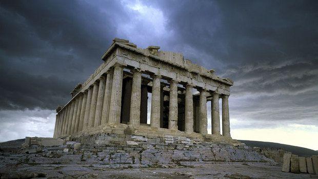 الآثار اليونانية