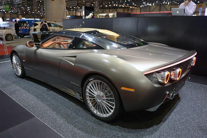 الجديد الحصري السيارات أسعار سبايكر