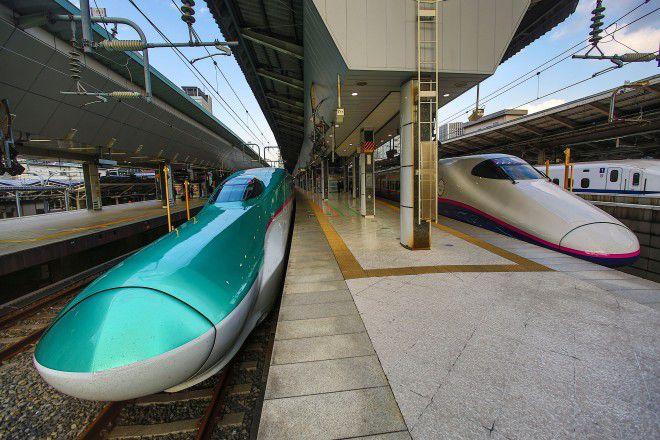 القطارات السريعة