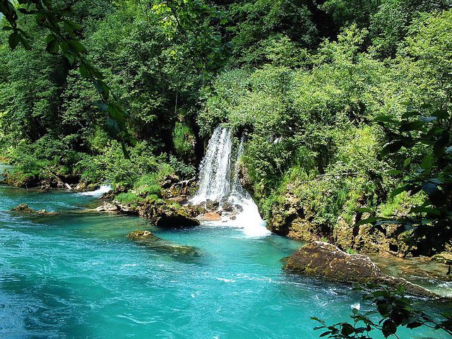 وادي تارا بالصور Tara-River-Canyon-Mo