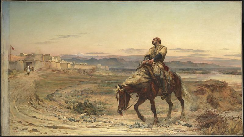 The First Anglo-Afghan War