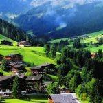 السياحة في قرى الباخ , تيفيلو , بيزاو النمساوية