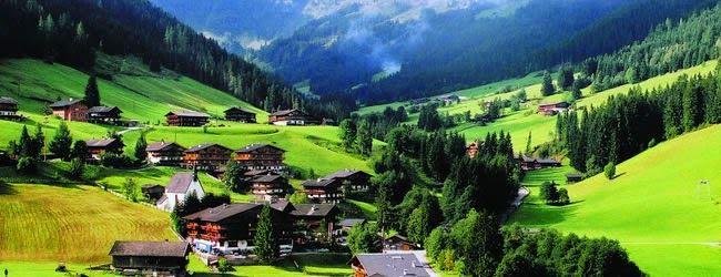قرية الباخ