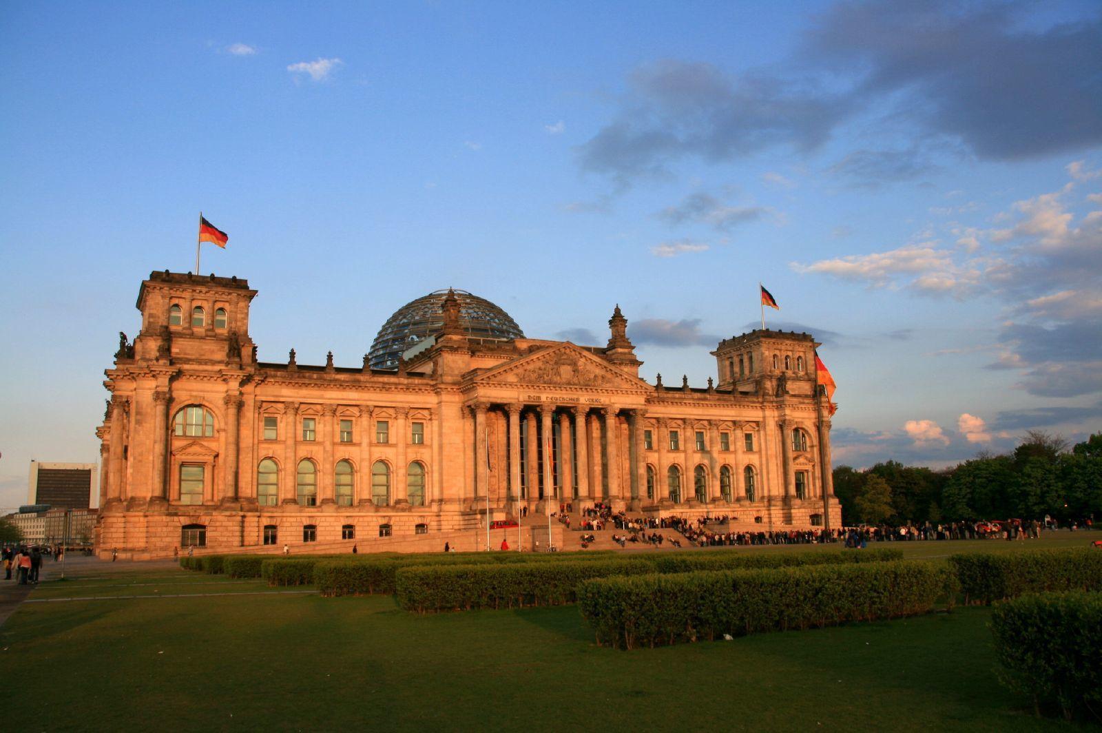 reichtag berlin germany in European Union