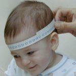 محيط رأس الطفل الطبيعي حسب العمر