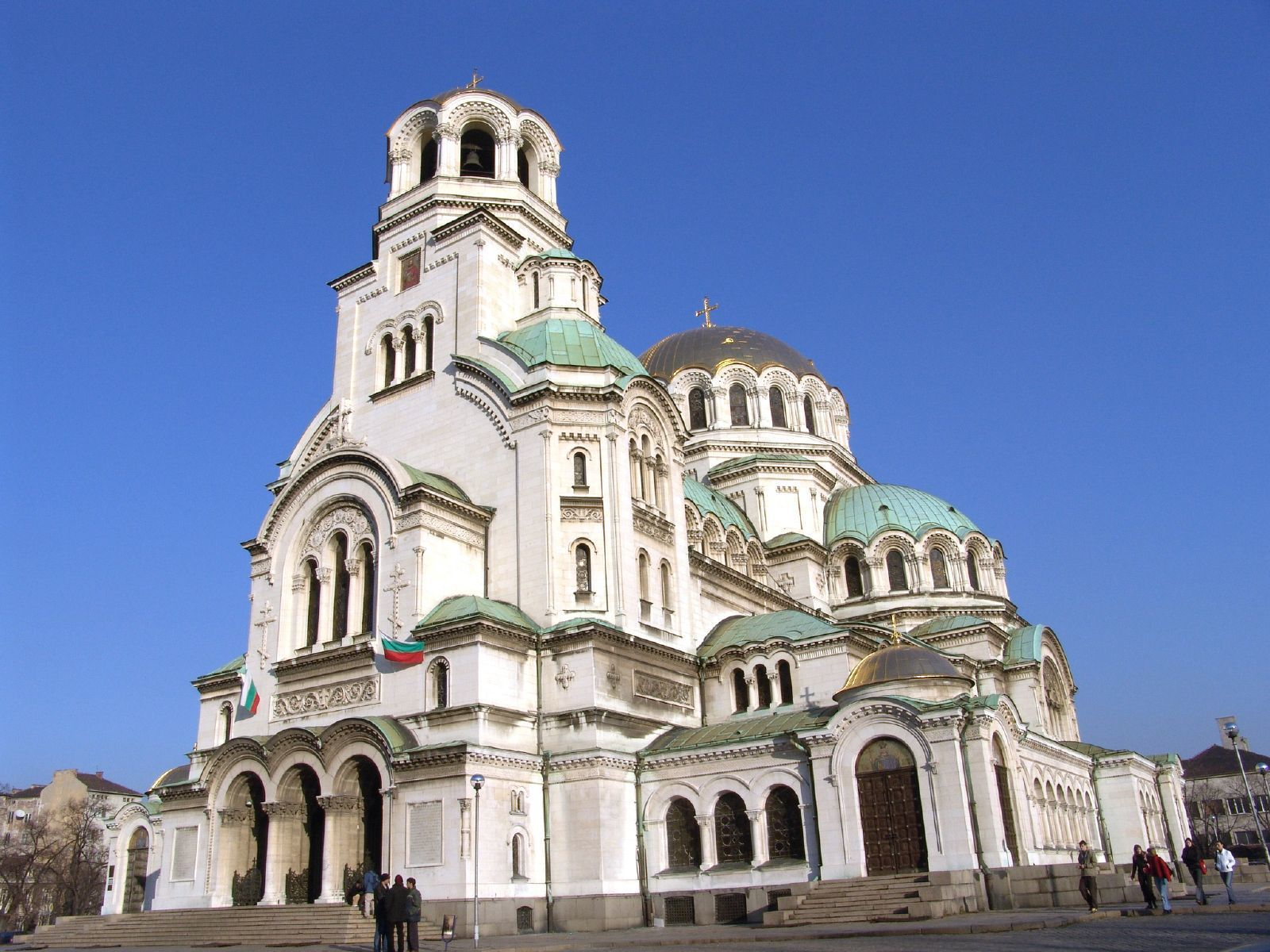 st. alexander nevsky sofia bulgaria in European Union