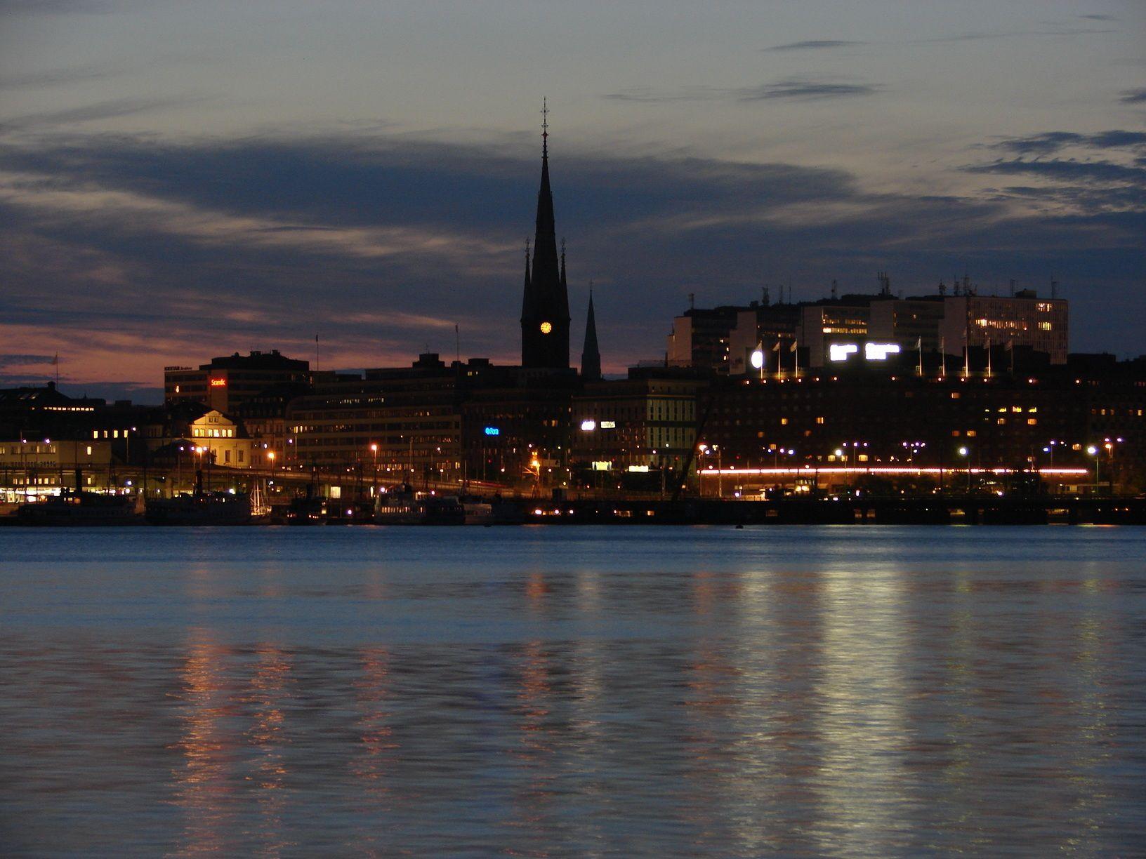 stockholm inS unset sweeden in European Union