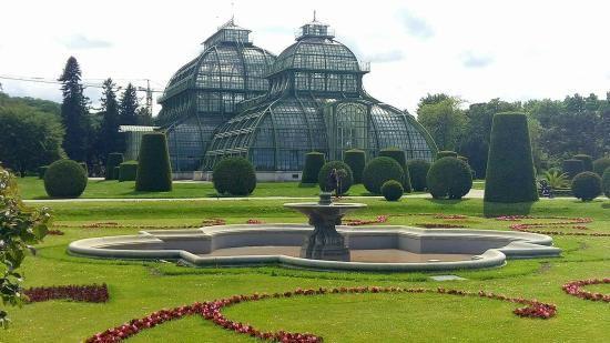 الحديقة النباتية في فيينا