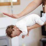 الاسعافات الاولية مع حالات اختناق الرضع