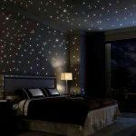 غرف نوم جديدة باللون الأسود