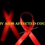 اكثر دول العالم مصابة بالايدز