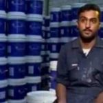 """قصة نجاح الشاب """"جابر الحربي"""" صاحب مصنع دهانات"""