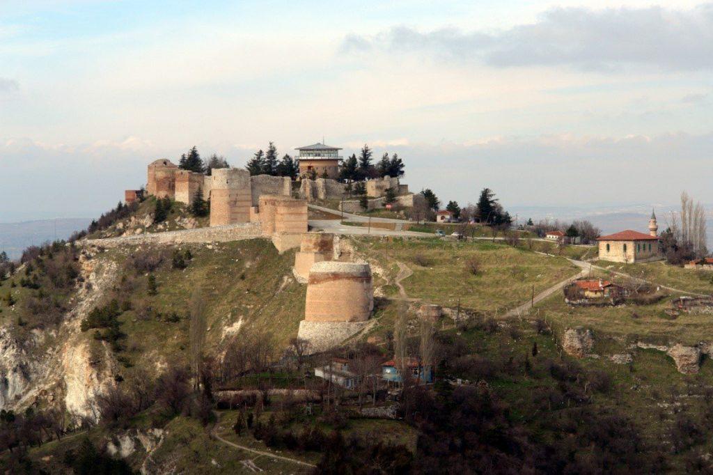 القلعة البيزنظية في كوتاهيا