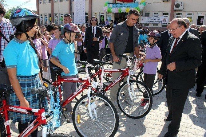 بلدة الدراجات الهوائية