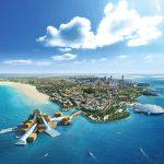 جزيرة السعديات في ابوظبي