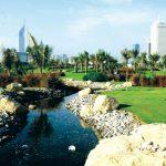 حديقة الخور السياحية في دبي