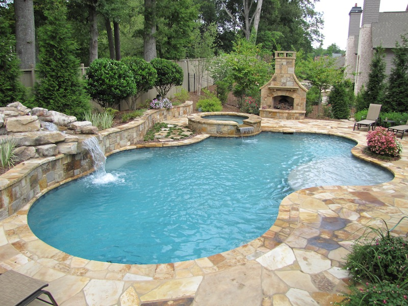 5 for Pool design companies near me