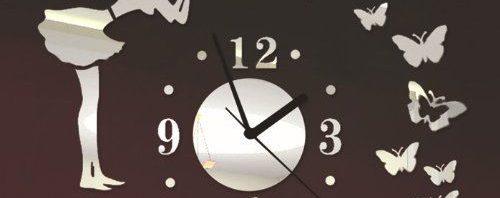 c156d11d3 أجمل و أحدث موديلات ساعات حائط المودرن | المرسال