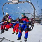 سكاي دبي الجليدية في الإمارات