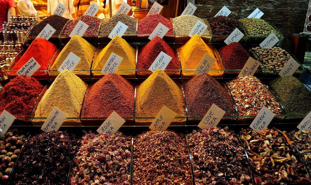 سوق البازار المصري تركيا