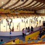 صالة التزلج في الكويت