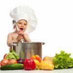 الأطعمة و العصائر المهمة للأطفال