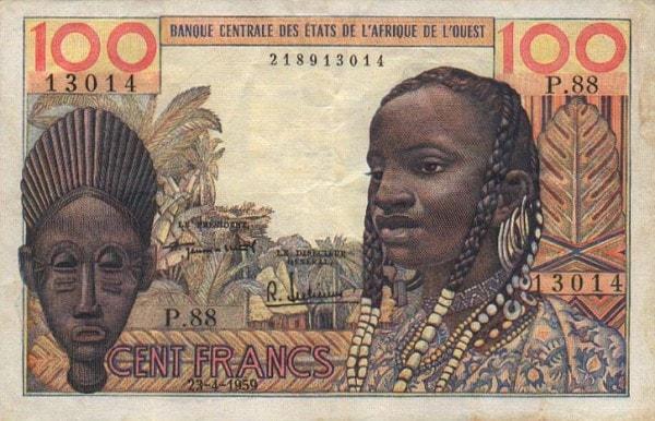 عملة ساحل العاج