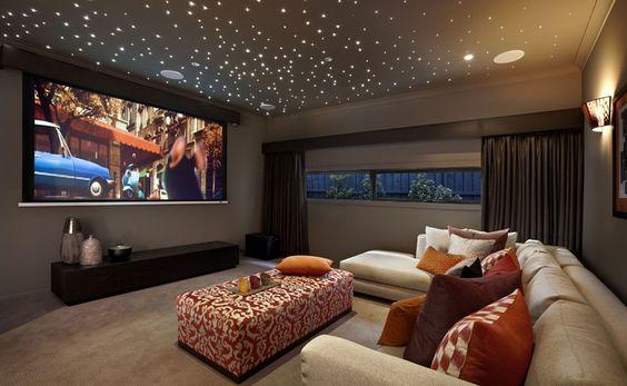 غرف السينما داخل المنازل بشكل عصري و حديث - الكاتب: rabah100 شاهد ...