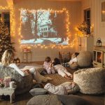 شاهد غرف السينما داخل المنازل بشكل عصري و حديث