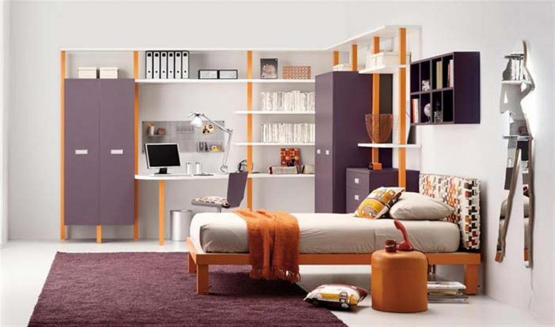 غرفة نوم اطفال 2