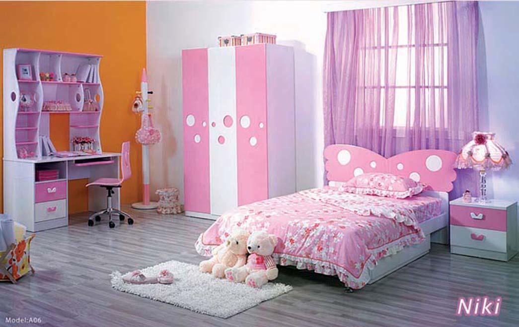غرفة نوم اطفال 3