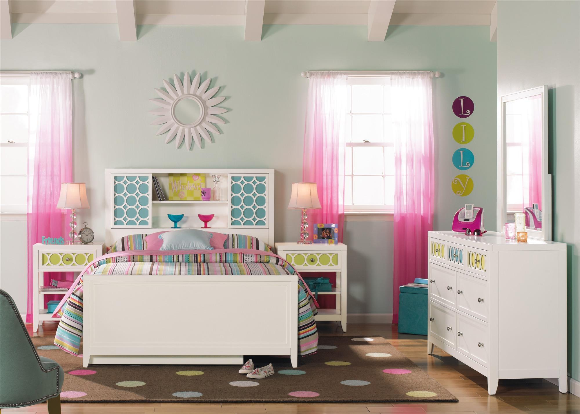 غرفة نوم بنات رائعة