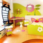 احدث تصاميم غرف نوم الاطفال 2017
