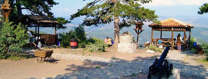 قرية كزلجي حمام بالقرب من انقرة