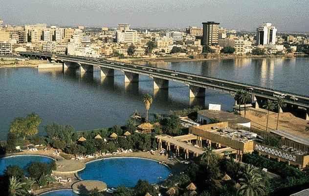 مدينة بغداد