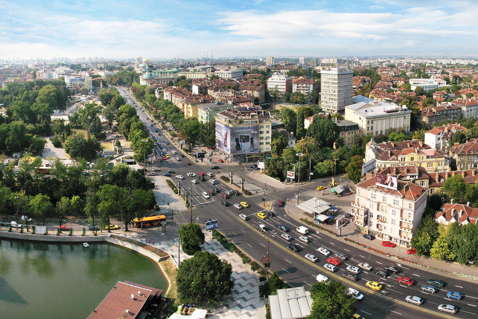 مدينة صوفيا