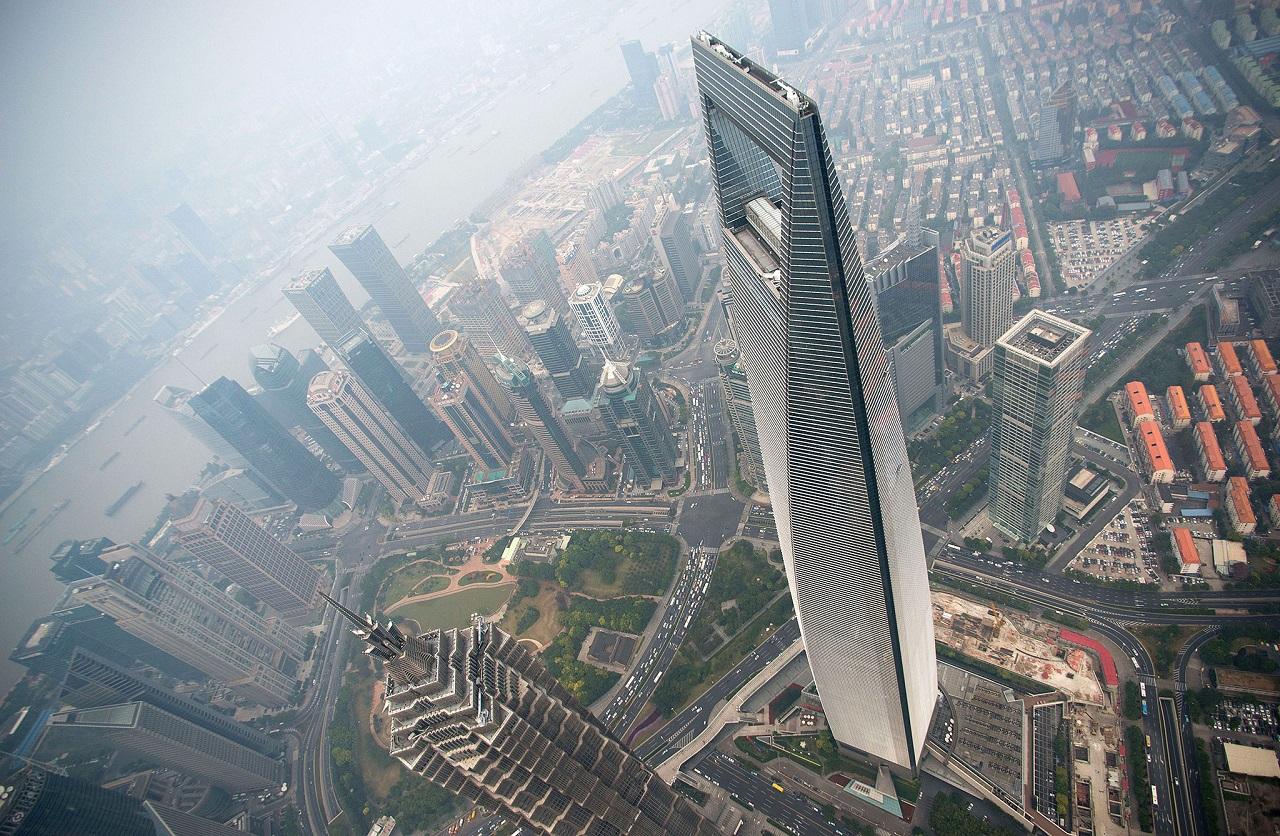 مركز شانغهاي المالي العالمي